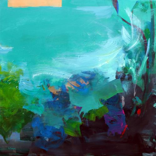 Bild650Atthebeginningofspring,2018,80x80 Kopie